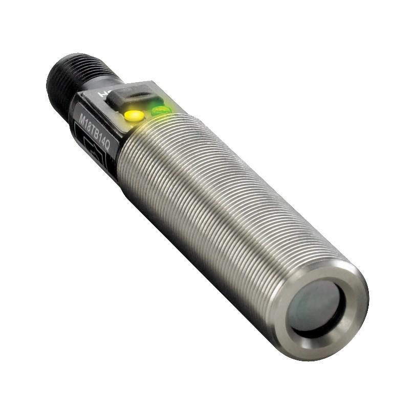 M18T Series Non Contact Temperature Sensor | Banner