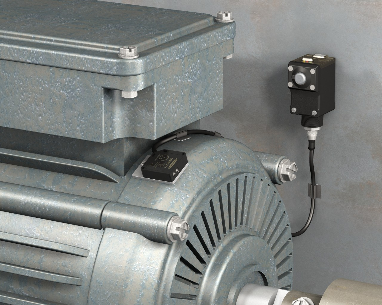 QM42VT1 Vibration Detection Motor