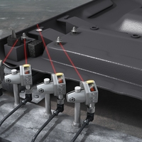 Banner Engineering Q4X Laser Distance Sensor Provides Superior Performance for Challenging Applications