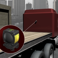 Object Detection on a Flat-Bed Trailer