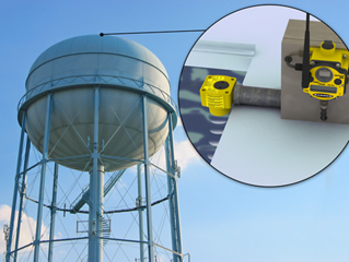 Wireless Tank Level Analysis in Unsafe or Harsh Conditions