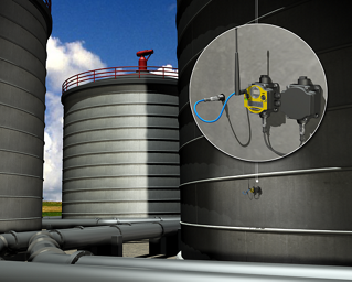 Water, Waste Water, and Wireless Tank Monitoring