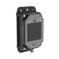 配備圖形用戶界面的 Q130R 系列雷達傳感器