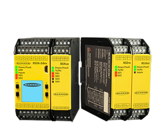 Banner Engineering Safety Controllers Add New Features