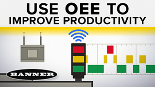 Calculate OEE with a Wireless Solution [Video]