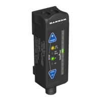 R55F系列光纤色标传感器