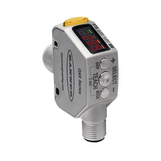 Q4X Series Rugged Laser Distance Sensor