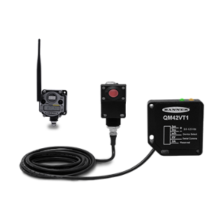 QM42 Vibration & Temperature Series - Wireless