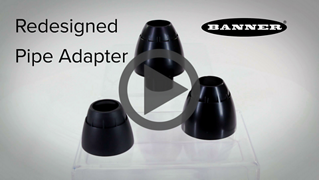 Redesigned Pipe Adapters for TL50 Tower Lights & K50 Indicators [Video]
