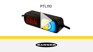 PTL110 Series Pick-to-Light